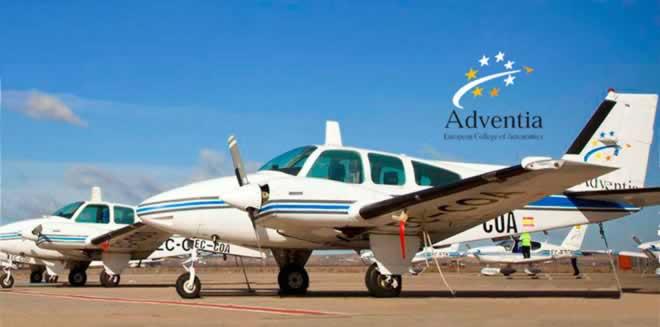La Escuela de Pilotos de Adventia, la mejor opción para ser piloto