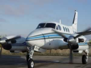 Beechcraft KING AIR C-90