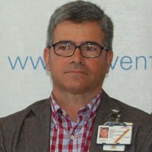 Comandante y Jefe de Instrucción de Iberia. Gonzalo Martínez de Abellanosa